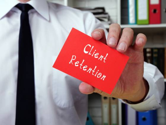 Are you so busy chasing new clients that you've forgotten about retaining existing clients?
